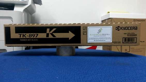 Toner tk-897 negro