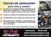 DIBUJOS ANIMADOS, ARENA, PINTURA niños, jóvenes