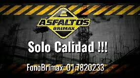 En lima y provincia, gran venta de asfalto rc-250, asfalto mc-30, brimax peru calidad.