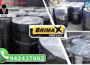 Ventas de asfalto rc-250 pen-85/100 en stock - lima perú / brimax peru sac.