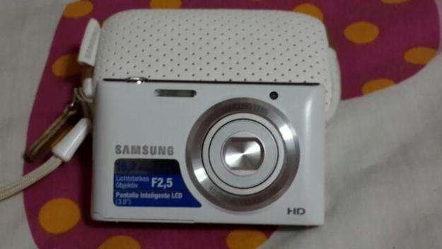 Aprovecha exelente cámara samsung modelo st72 16.2mp lo remato