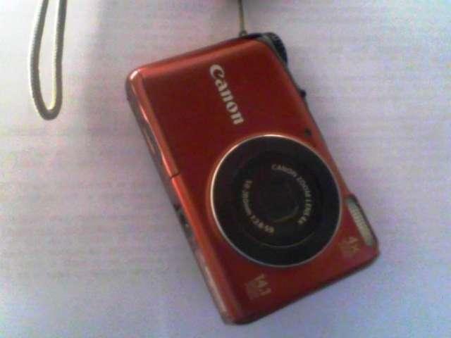 Canon power shot a2200 toma y graba en hd14.1mpx