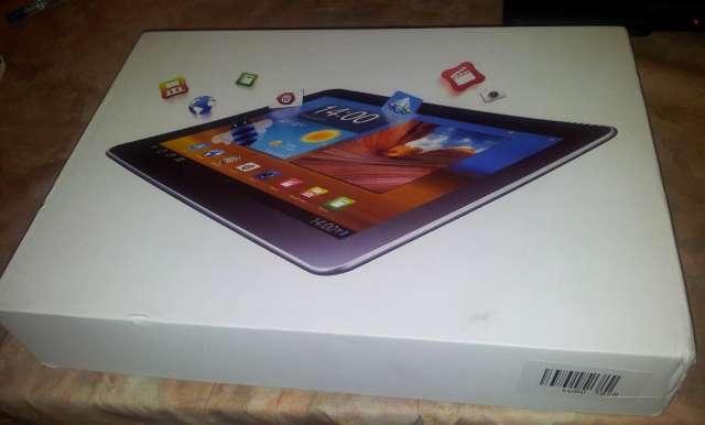 Tablet 10.1 pulgadas 1gb ram dual core 1.2ghz