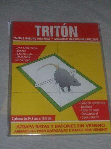 Trampas para ratas triton