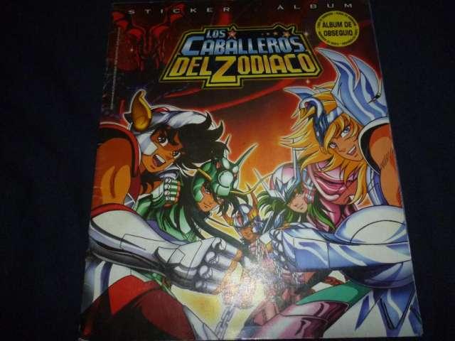 Album caballeros del zoodiaco 1 completo buen estado