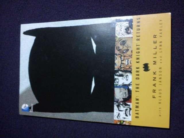Batman the dark knight returns [libro recopilatorio original en inglés]