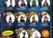 Colección: Súper Héroes Marvel El Comercio