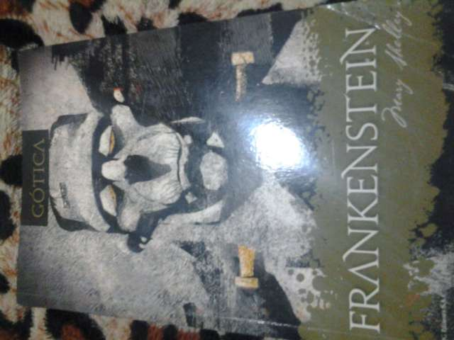Frankenstein edicion gotica
