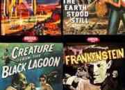 Grabo películas clásicas y documentales de misterio