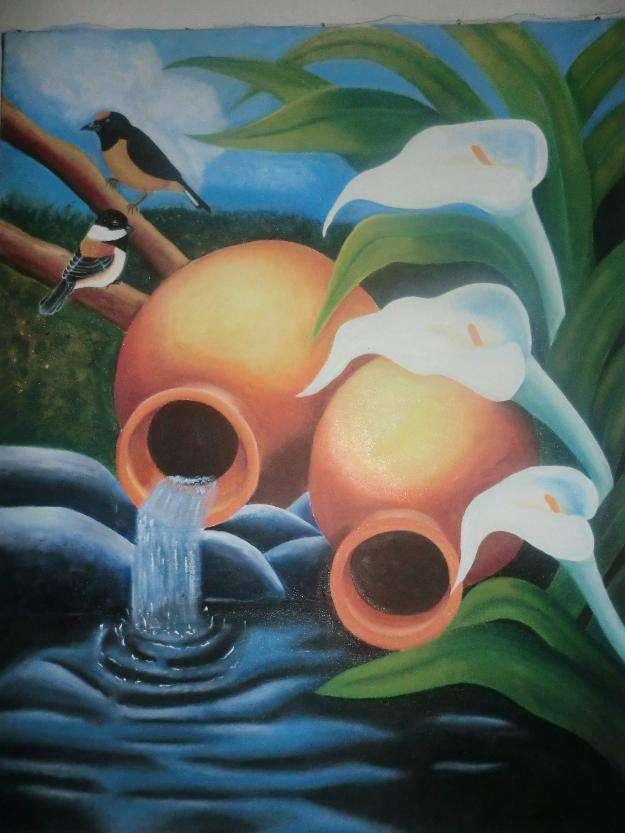 Pintura al oleo 90x67
