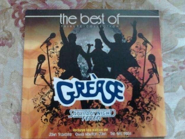 Remato el cd original de la película grease
