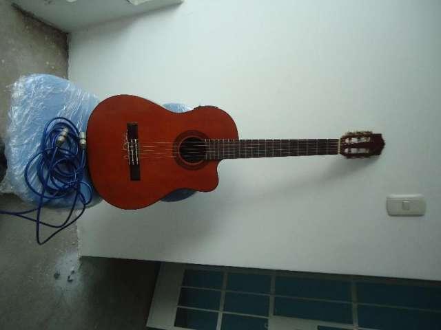 Una guitarra profesional
