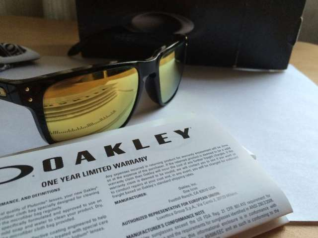 Lentes oakley holbrook shaun white signature series