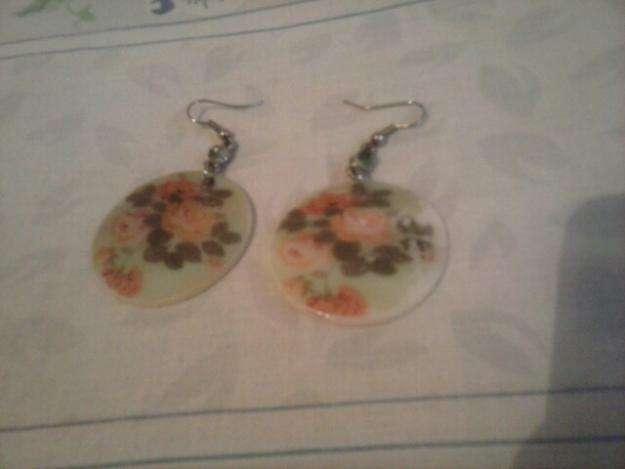 Remato accesorios aretes, ganchos, anillo lima lima