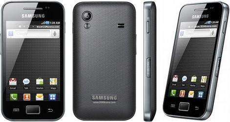 Samsung ace gt s5830m