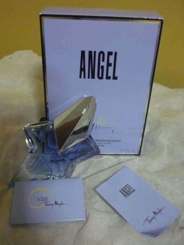 Terry mugler perfume frances mujer 50ml. de perfumeria exclusiva oferta ocasion ultimo!!