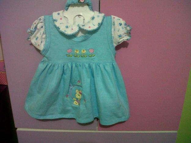 Vestido para bebitas