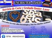 cortes especiales mdf acrilico,madera,etc cnc router-laser