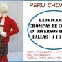 PERÚ CHOMPAS FABRICA