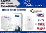 *de inmediato*/ servicio técnico de termas klimatic..996091097