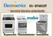 Mabe servicio tecnico 6687691 cocinas mabe **