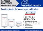 Servicio técnico de termas silverstone 988639843*/* mantenimiento