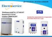Servicio técnico termas alfano 01-2748107°