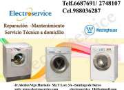 Servicio técnico lavadoras white westinghouse