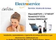 Calorex Termas 6687691||servicio técnico