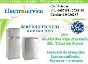 Reparaciones de refrigeradores general electric*