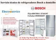 Tecnico |°°| 2748107 |°°| refrigeradores bosch