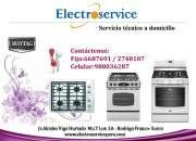 Servicio técnico maytag*274/8107 en lima