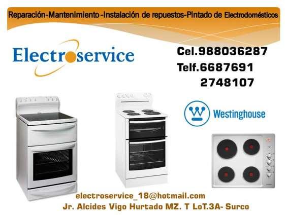 Servicio técnico white westinghouse [6687691]*