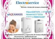 AQUAMAXX*/*Reparación de Termas 6687691