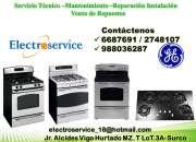 """""""SeRvICiO Técnico"""" 6687691 /*/* GENERAL Electric /*/cocinas"""