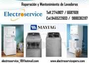 Servicio técnico a domicilio ELECTROSERVICE MAYTAG**6687691**