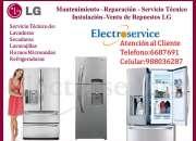 servicio técnico de refrigeradores LG++988036287++