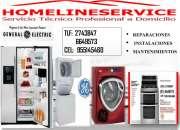Servicio tecnico* lavadora general electric garantizado »2743847