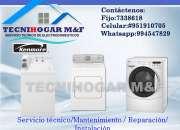 Servicio de lavadoras kenmore 7338618