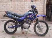 Motocicleta Sumo Braho 200 azul a 2700
