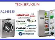 Soporte tecnico  de ( lavadoras  y  refrigeradoras )  2545935