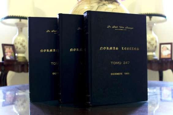 Colección de normas legales - 330 vol.
