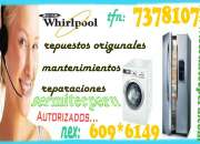 ·ï¡÷¡ï· Solución Técnica de lavadoras 7992752 - secadoras/ centro de lavado WHIRLPOOL ·ï·ï