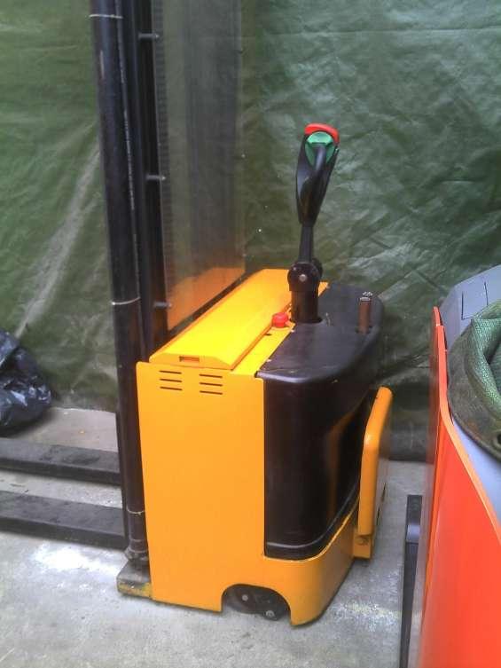 Mantenimiento correctivo y preventivo de apiladores electricos