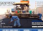 Ventas emulsion asfaltica