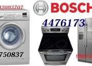Servicio tecnico inmediato refrigeradora bosch