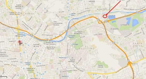 Mapa calles