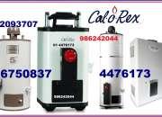 Servicio tecnico terma calorex  a domicilio