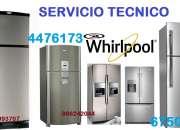 Servicio tecnico whirlpool de refrigeradoras 6750837