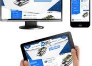 Diseño web Arequipa, paginas web Arequipa, Posicionamiento, diseño responsivo, web movil,